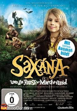 Saxana und die Reise ins Märchenland (2011)