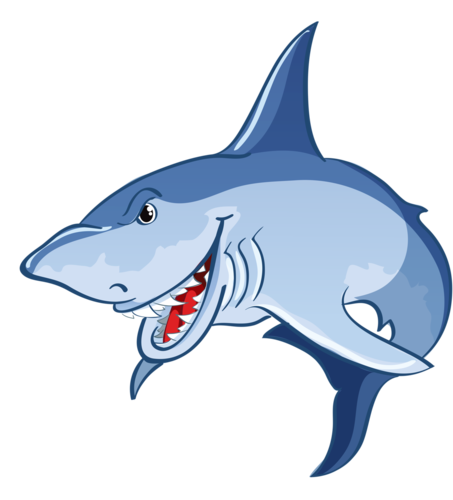 Set of scary sharks in cartoon style 4.png