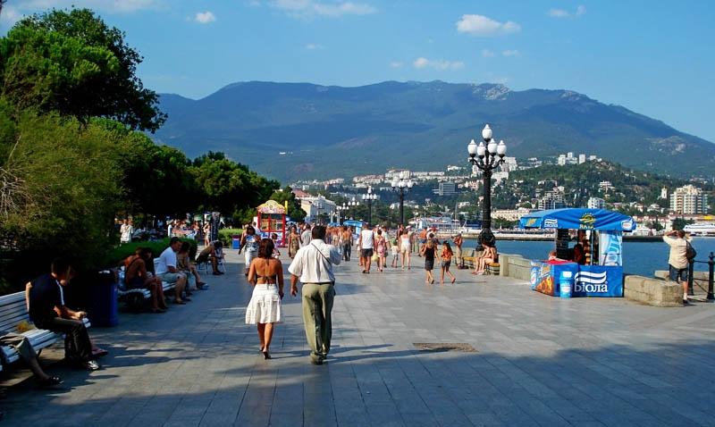 Треть туристов осталась недовольна инфраструктурой Крыма