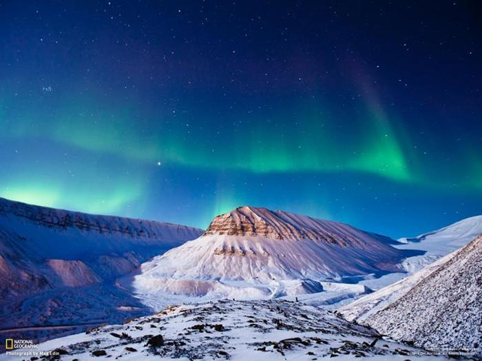 Красивые фотографии полярного сияния 0 10d61a ae832393 orig