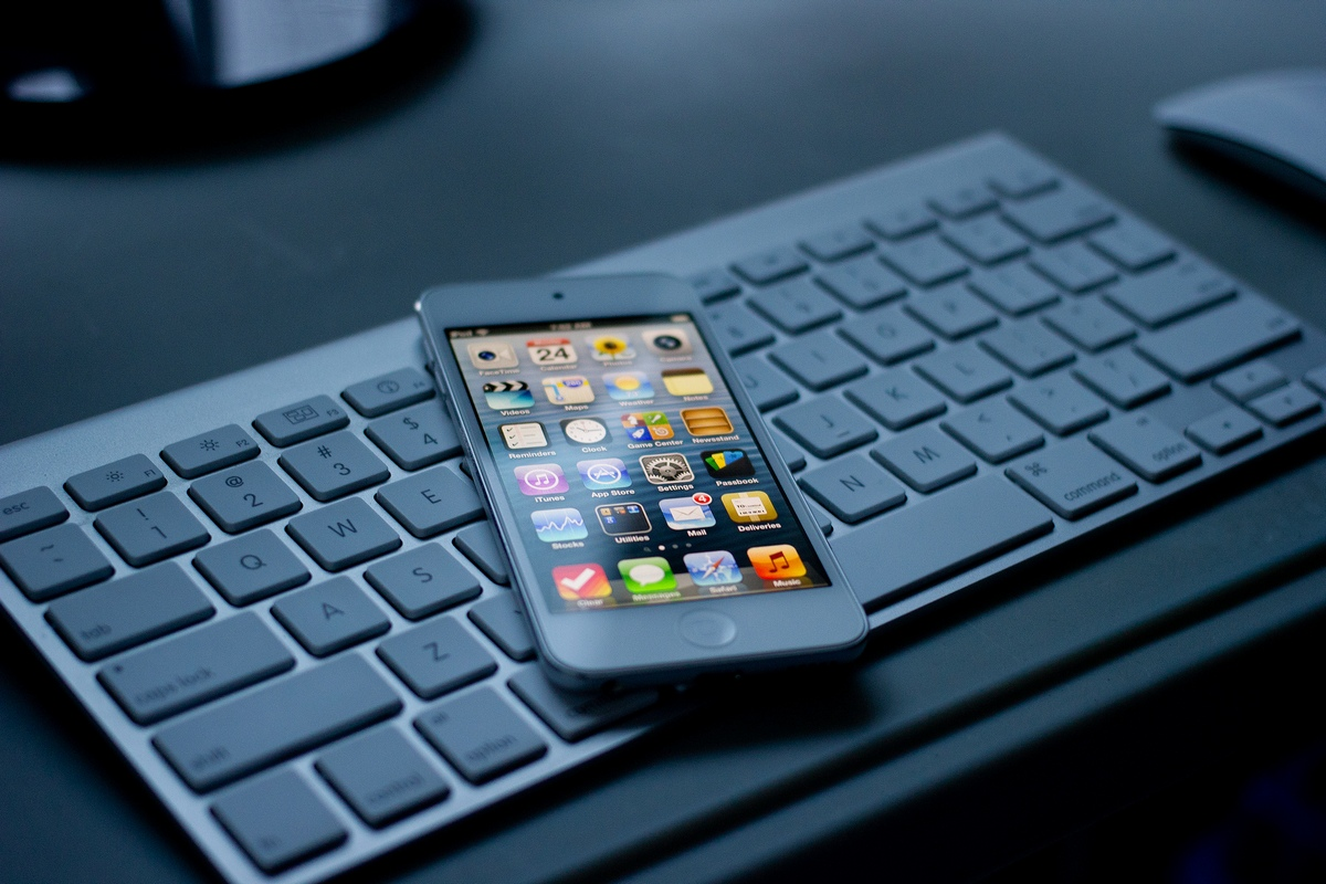 Опыт эксплуатации Apple iPod touch 5
