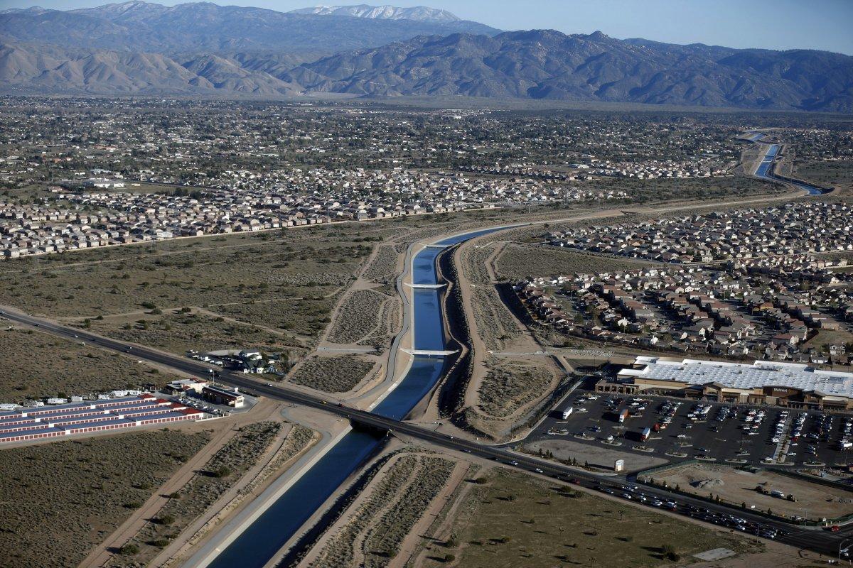 21. Отсутствие осадков и высокая температура в Калифорнии могут стать причиной того, что сильнейшая