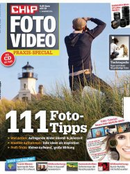 CHIP Foto Video Sonderheft No. 01 2014