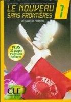 Аудиокнига Le Nouveau Sans Frontière 1 (book, cahier d'exercices, livre du professeur, livret d'activitès ludiques, cd) pdf, wma (160 kbps, rip с кассет) в архиве rar  290,83Мб