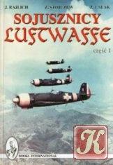 Книга Sojusznicy Luftwaffe Część 1