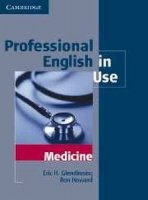 Аудиокнига Glendinning E., Howard R. - Professional English in Use Medicine