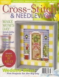 Журнал Cross-Stitch & Needlework №5 2009