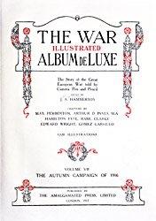 Книга The War Illustrated Album de Luxe. Volume 7.