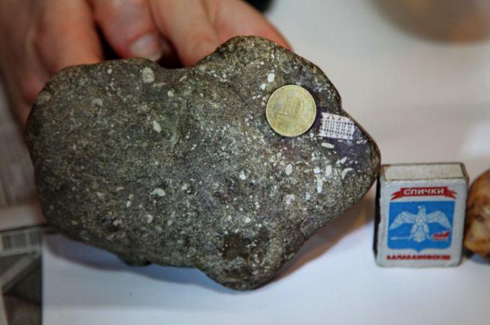 доисторический камень с микросхемой