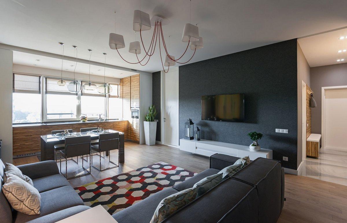+1 Apartment, Svoya Studio, портфолио Svoya Studio, проекты Svoya Studio, проект дизайна интерьера, примеры интерьеров квартир фото, двухкомнатная квартира интерьер