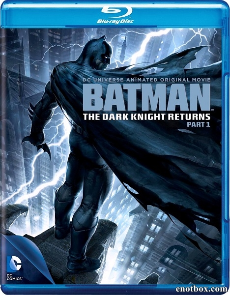 Темный рыцарь: Возрождение легенды. Часть 1 / Batman: The Dark Knight Returns, Part 1 (2012/BDRip/HDRip)