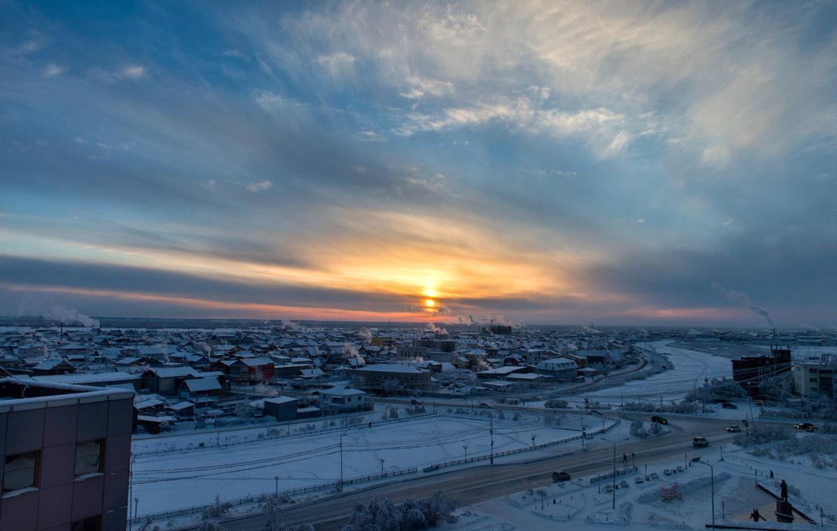 одна распространенная город якутск фото зимой была заколочена