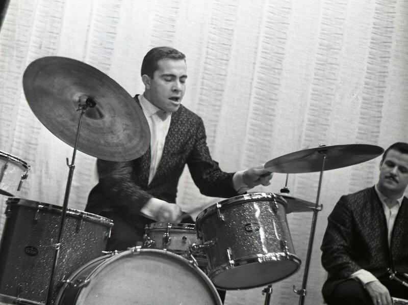 Оркестр Анатолия Кролла. 1964 год