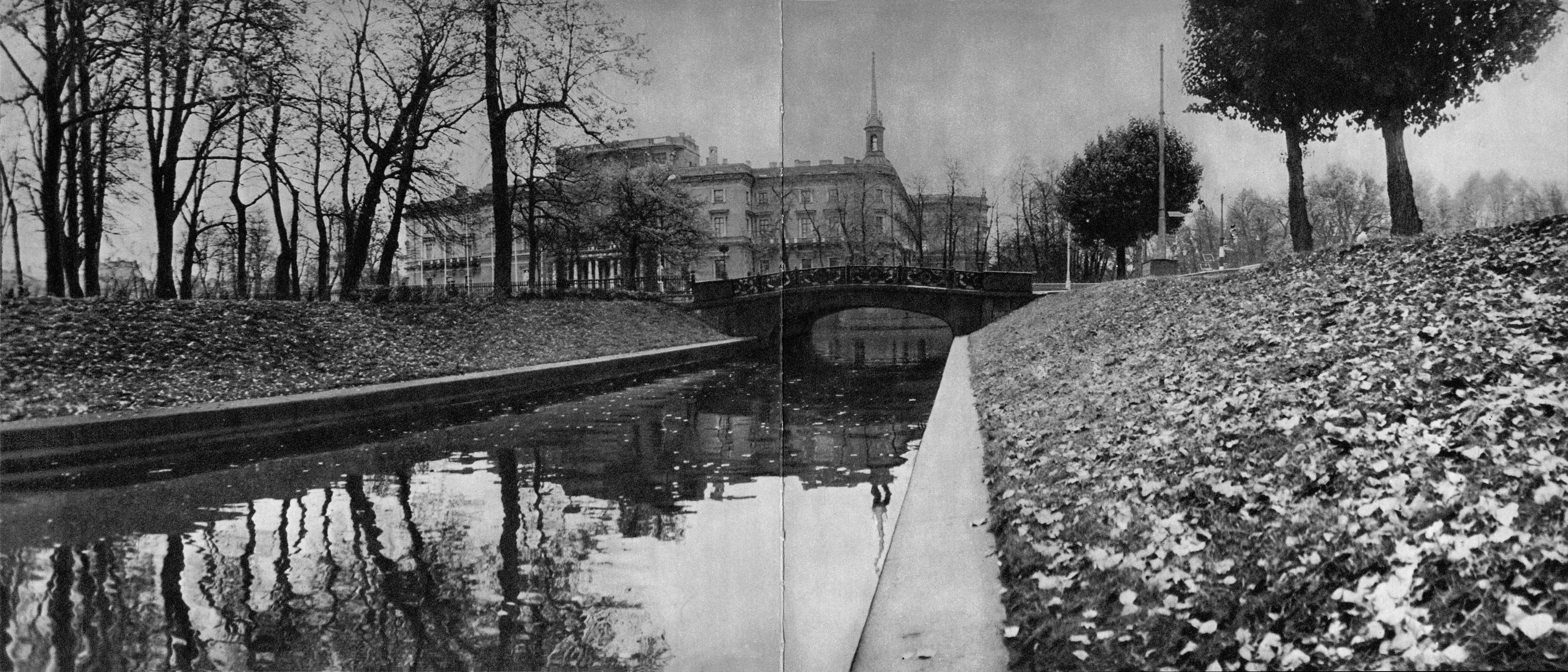 Нижне-Лебяжий мост / Lower Swan Bridge
