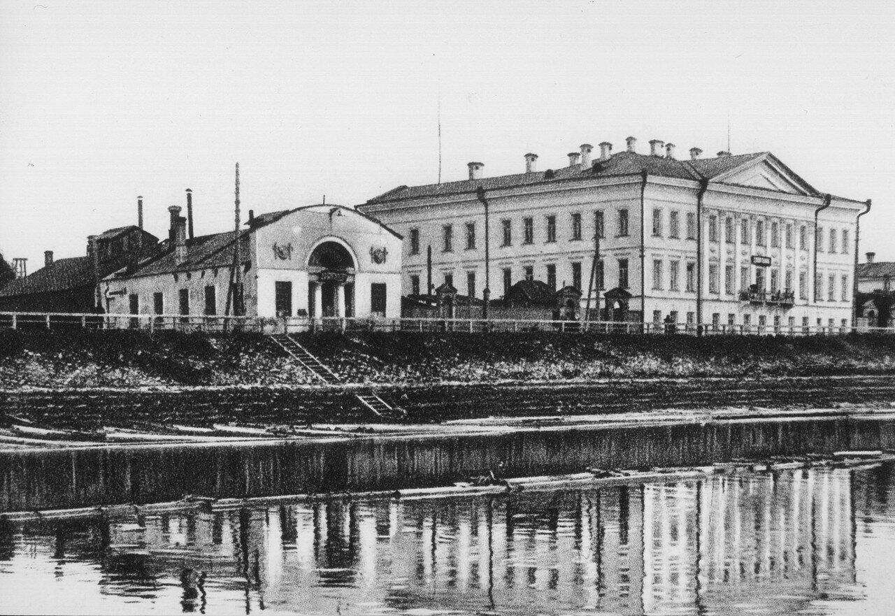 Дом Витушечникова с флигелем