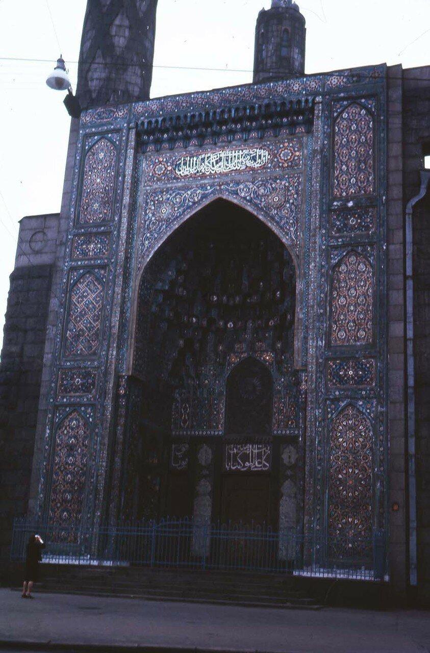 28. Ленинград. Мечеть