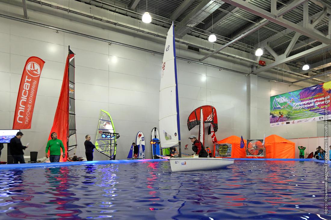 выставка катеров и яхт крокус экспо 2015