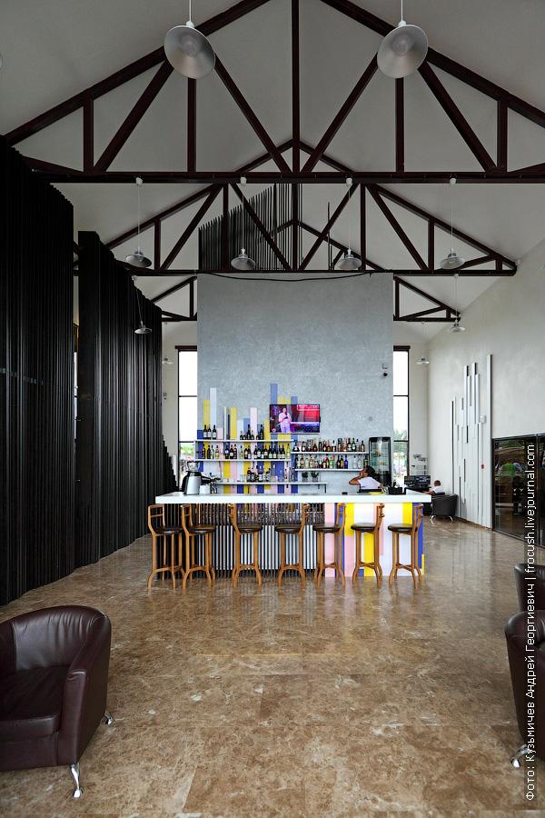 бар отель Dacha del Sol