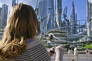 Лидером американского проката стал фильм «Земля будущего»