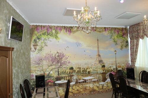 Кафе ДЮ Пан сервировка стола