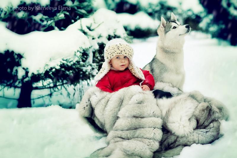 Зимняя сказка от детского фотографа 0 13630e 61236ed1 orig
