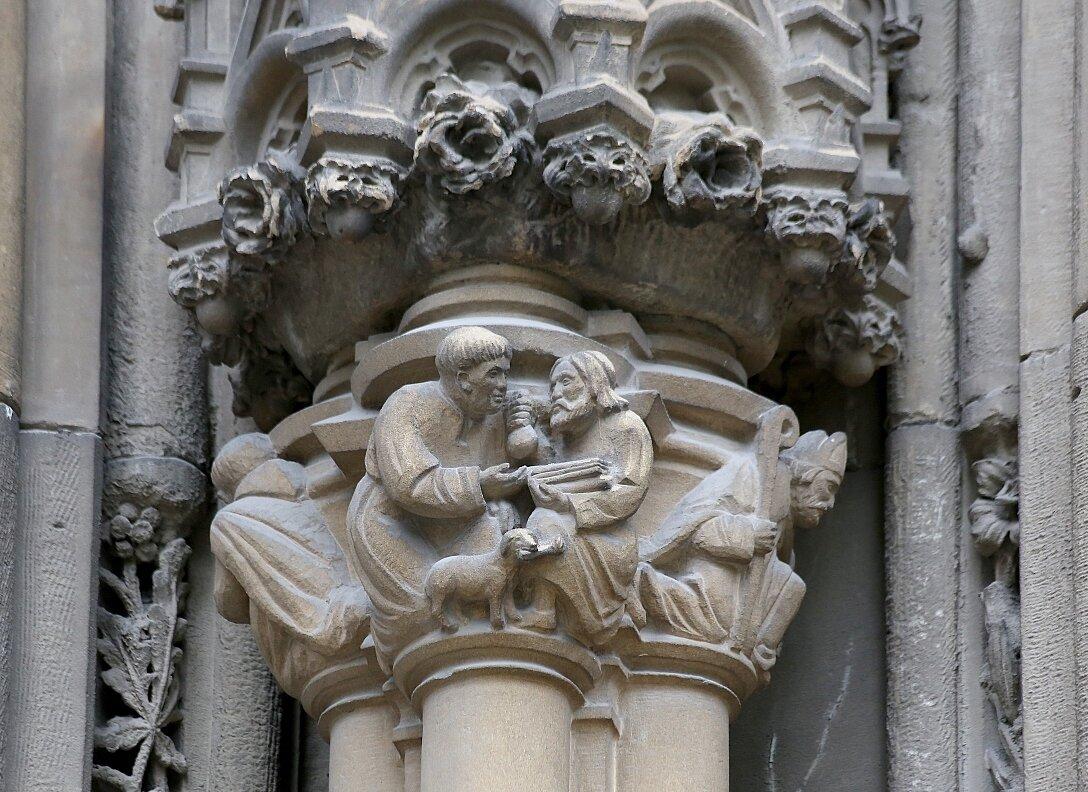 Vitoria-Gasteiz. Cathedral of the Immaculate virgin Mary (Catedral de María Inmaculada de Vitoria)
