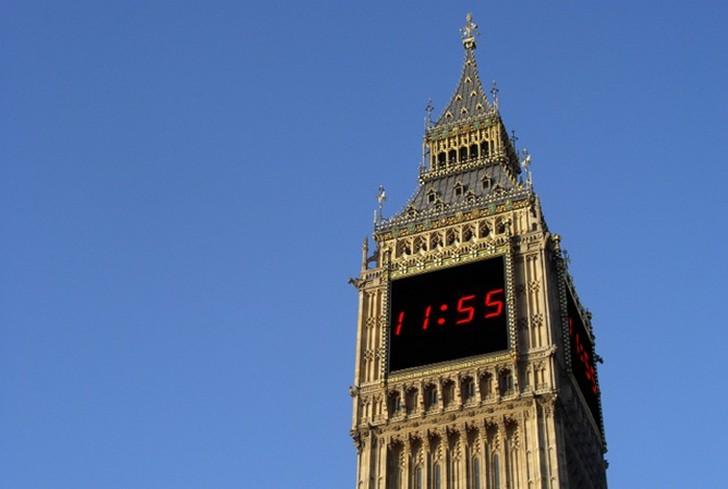 1. BBC сообщила, что Биг-Бен обзаведется цифровым дисплеем В 1980 году BBC World Service сообщила, ч