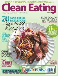 Журнал Clean Eating - June 2014