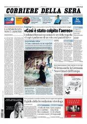 Журнал Il Corriere della Sera (22 Luglio 2014)