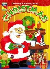 Книга Книга Coloring Book Christmas