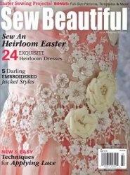 Журнал Sew Beautiful №146 2013