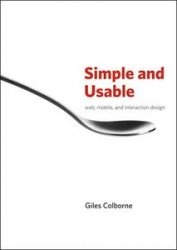 Книга Simple and Usable Web, Mobile, and Interaction Design