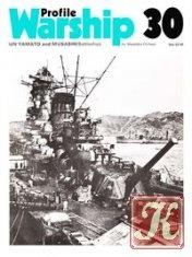 Книга IJN Yamato and Musashi / Battleships (Warship Profile 30)