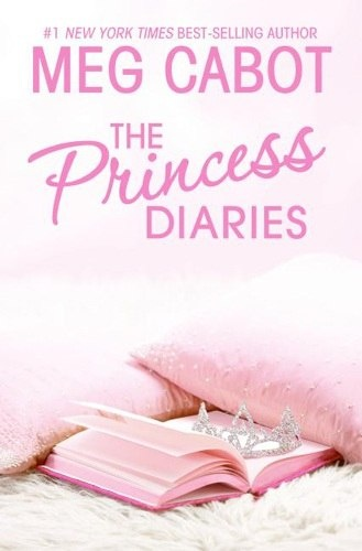 Книга The Princess Diaries