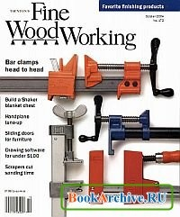Журнал Fine Woodworking №172 October 2004.