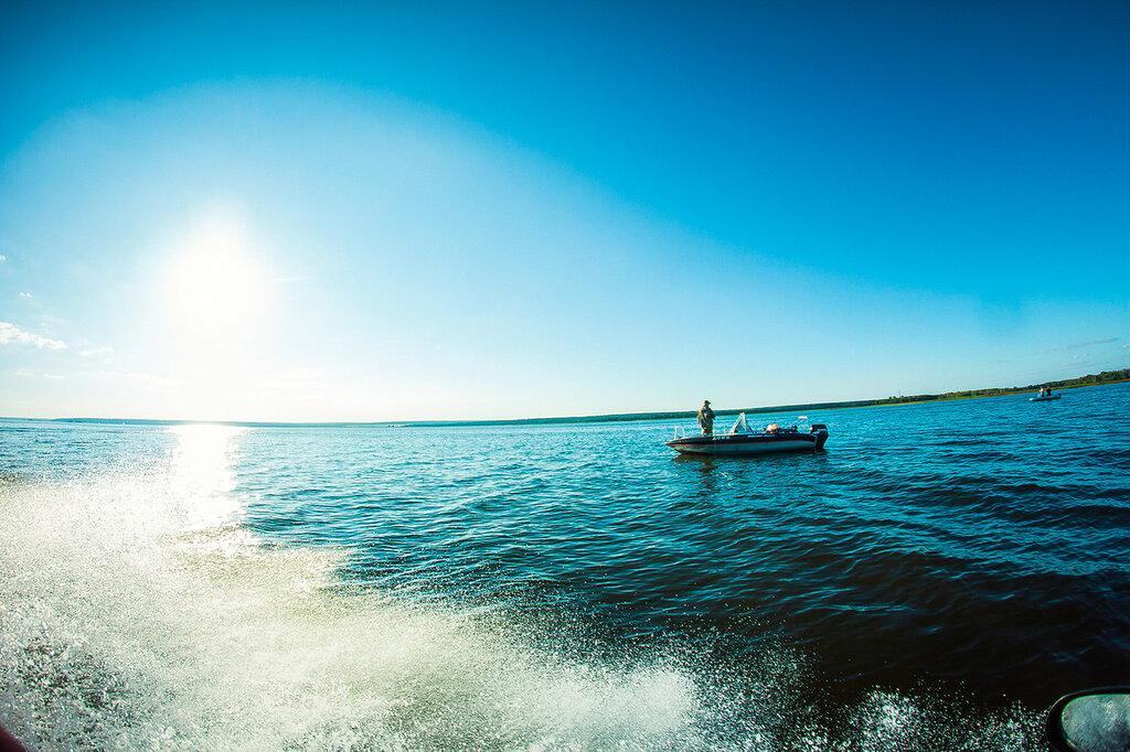 Рыбаки под Димитровградом