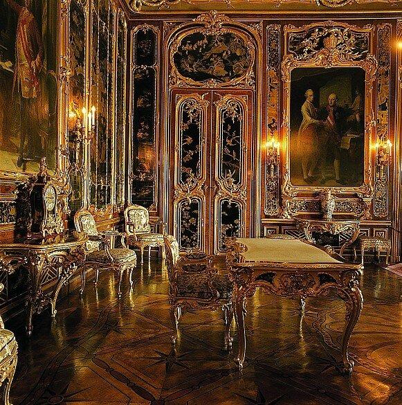 Дворец.