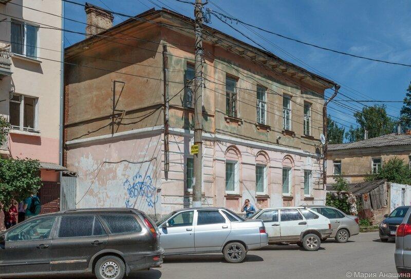 Жилой дом Ч. Воротниковой, XIX в.