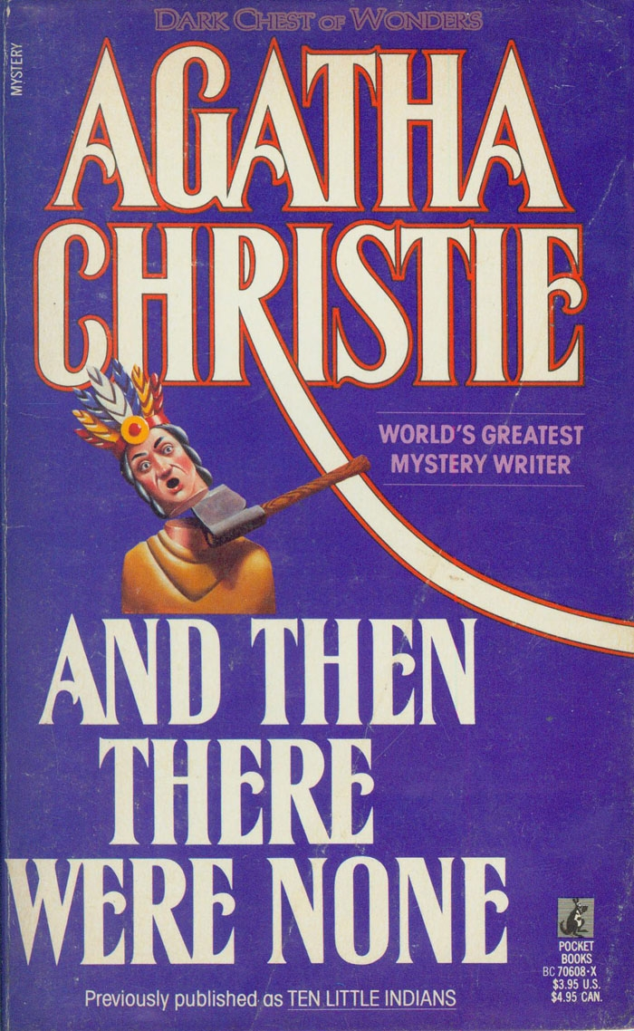 an analysis of violent murders in and then there were none by agatha christie Need help with epilogue 2 in agatha christie's and then there were none and then there were none epilogue 2 summary & analysis from litcharts crime and.