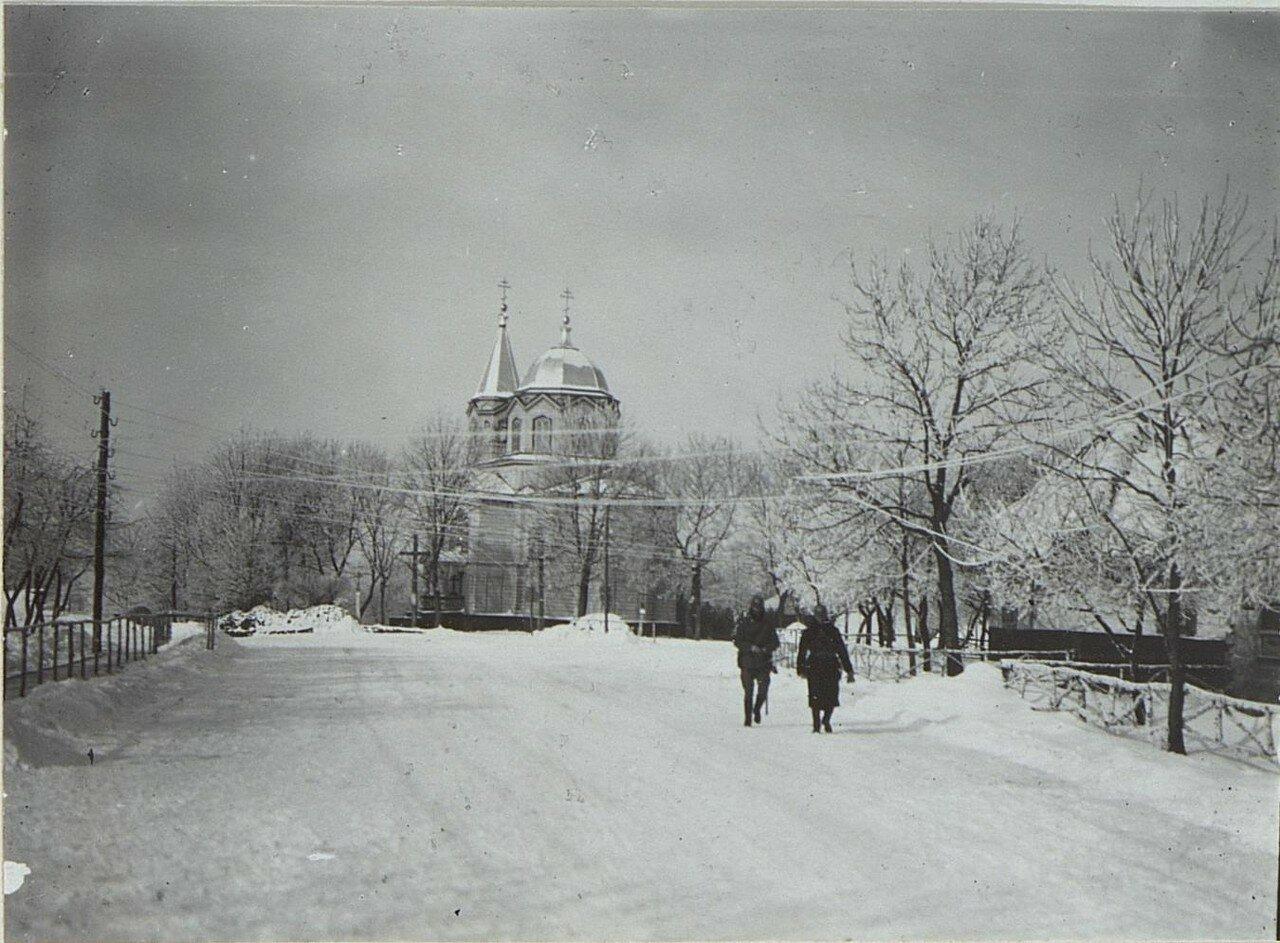 Павловичи. Церковь