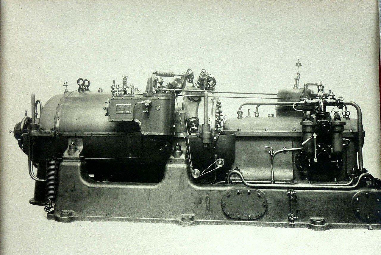 1914.Компрессор 300-360 кВт. Фирма «Бреге» для DCA