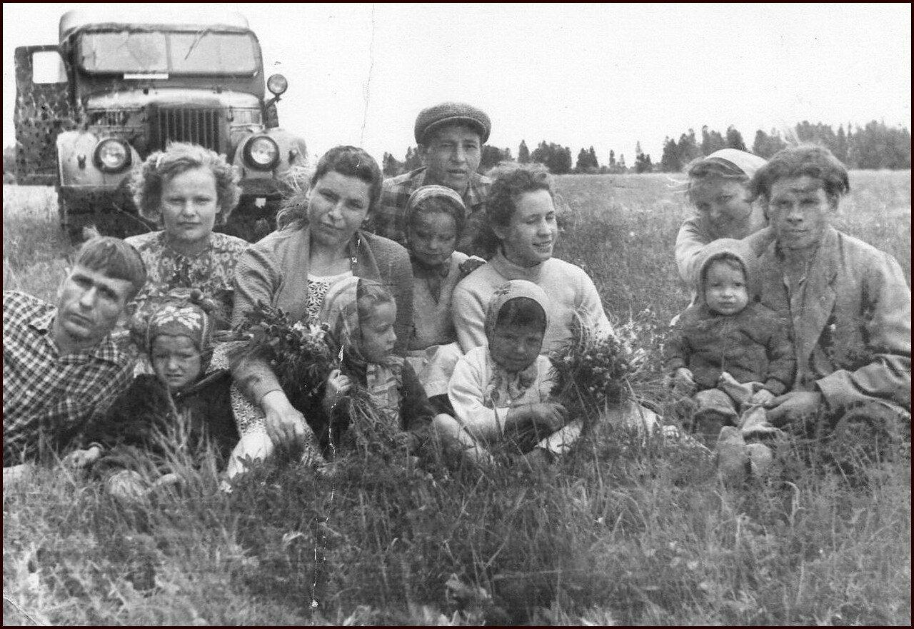 Северный Казахстан, с. Михайловка, УМСХ №38