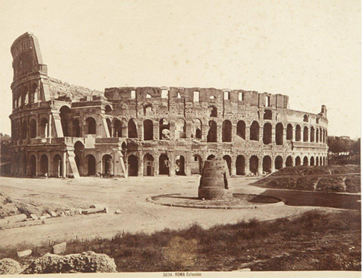 Колизей.1870
