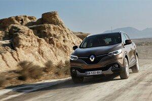 В Женеве показали новый кроссовер от Renault - Kadjar