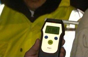 Рейд полицейских против пьянства на дорогах прошёл в Дрокии