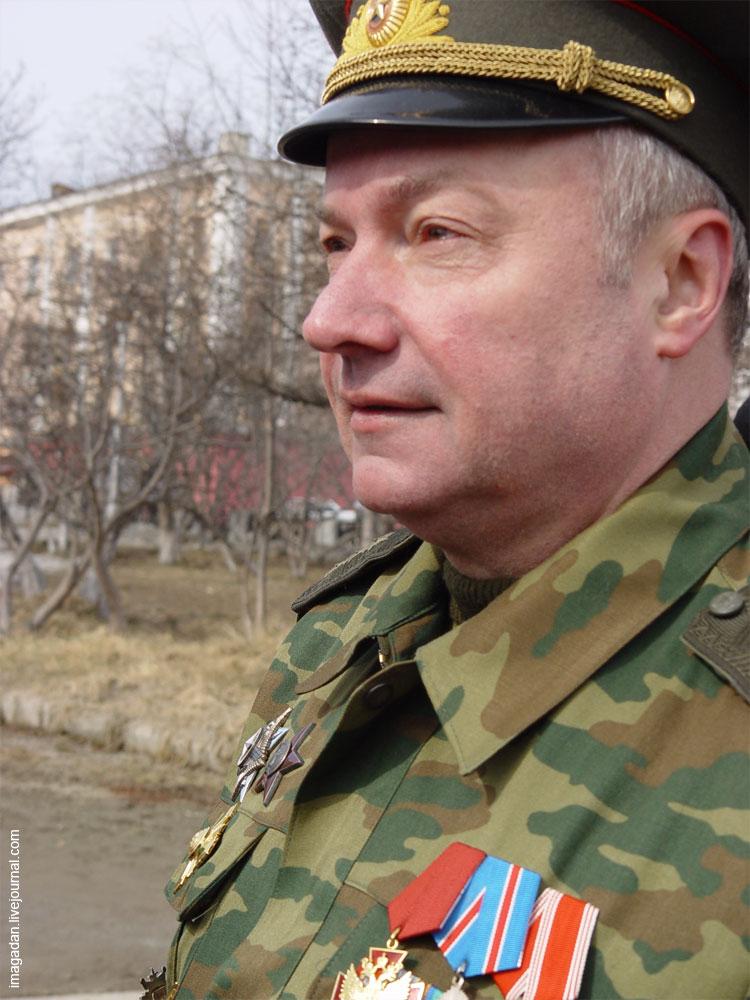 Памяти генерала Владимира Федоровича Куликова