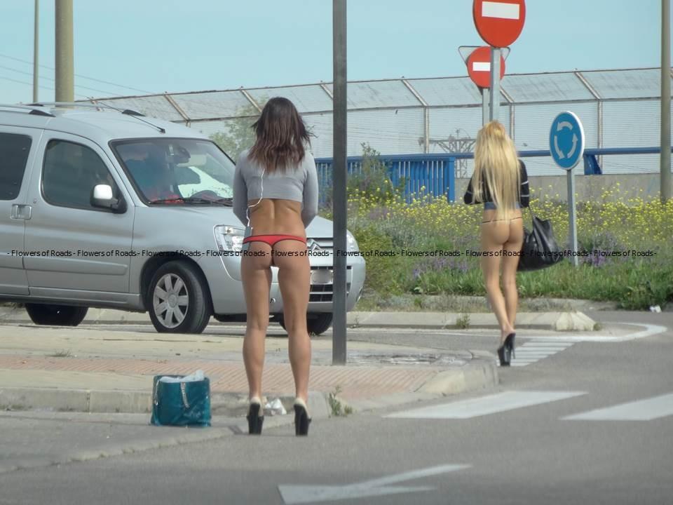 При дорожные проститутки