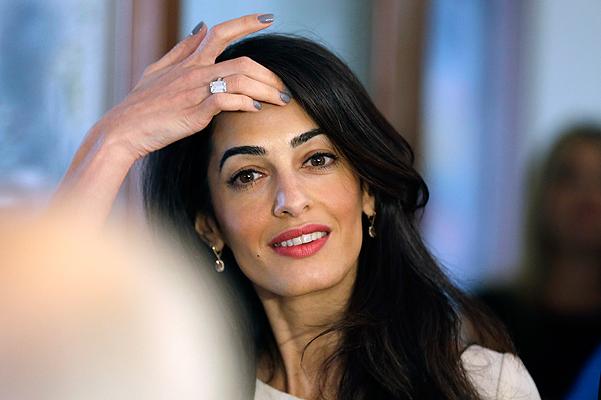 Новые новости шоу бизнеса: Амаль Клуни будет лицом американского Vogue