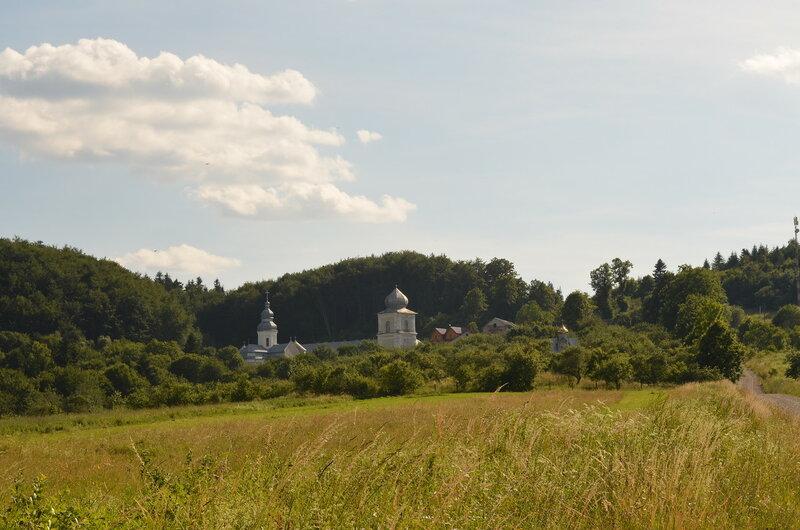 Добромыль: Василианский монастырь