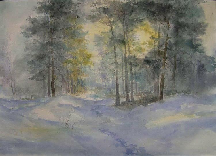 Зимнее солнце .jpg